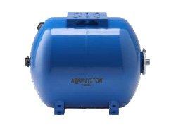 Горизонтальные гидроаккумуляторы для систем водоснабжения Aquasystem VAO