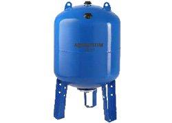 Вертикальные гидроаккумуляторы для систем водоснабжения Aquasystem VAV