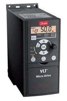 Преобразователи частоты Danfoss VLT Micro Drive FC51
