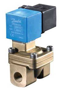 Электромагнитные клапаны Danfoss EV 220W
