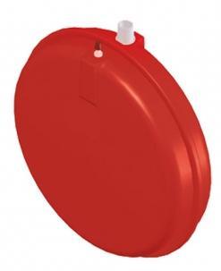 Плоские круглые расширительные баки CP для систем отопления