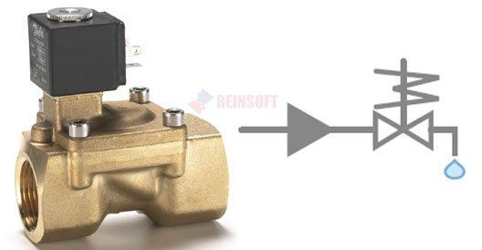 клапана электромагнитного EV 220А