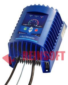 Однофазный преобразователь частоты для трехфазного насоса Electroil Archimede IMТP1.5W
