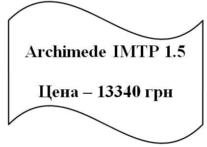 Однофазный преобразователь частоты для трехфазного двигателя Electroil Archimede IMТP1.5W