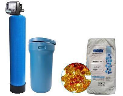 фильты для умягчения воды для дома Organic U Econom фото