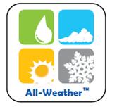 Запатентированный пластометаллический корпус гидроаккумулятора ALL-weather гарантирует защиту от суровых погодных условий