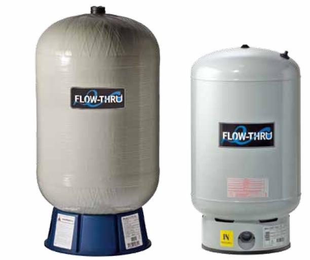 Гидроаккумуляторы FlowThru