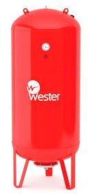 Расширительный бак Wester WRV 750-1000